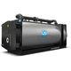 chaudière d'eau chaude / à gaz / horizontale / 3 passes