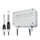 transmetteur d'humidité relative / mural / avec mesure de température