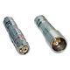 connecteur RF / fibre optique / DIN / pour usage extérieur