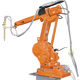 robot articulé / 6 axes / de découpe / haute précision