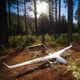 drone hybride / pour la prise de vue aérienne / de surveillance / en fibre de carbone