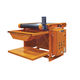 séparateur magnétique / à bande / de métaux / pour l'industrie du recyclage