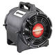ventilateur axial / sur pied / d'extraction / portable