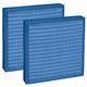 filtre à air / à cartouche / plissé / intégré