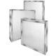 matériau filtrant en fibre de verre / d'air