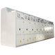 appareillage de commutation primaire / moyenne tension / sous enveloppe métallique / compact