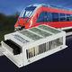 convertisseur DC/DC pour applications ferroviaires / monté sur châssis / durci