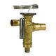 vanne thermostatique d'expansion / en acier inoxydable / pour climatisation