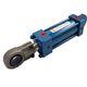 vérin hydraulique / à double effet / ISO / à tirants