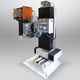 table rotative verticale / automatique / avec unité de polissage CPL