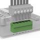 connecteur PCB / prise / 5 pôles / en nylon