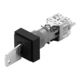 interrupteur à clé / multipolaire / à action instantanée / IP40