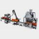 machine de remplissage de bidons / automatique / linéaire / pour liquide
