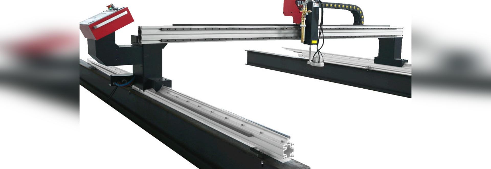 2017 New-SteelTailor DragonIII portable gantry CNC cutting machine