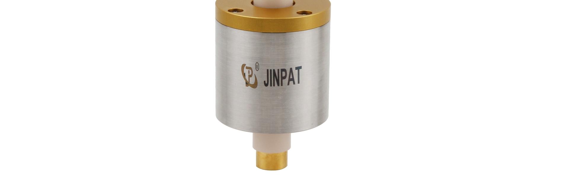 Bague collectrice de contact liquide en métal de JINPAT