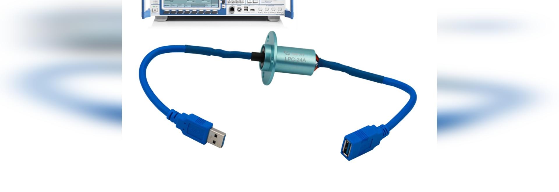 Bague collectrice de JINPAT USB