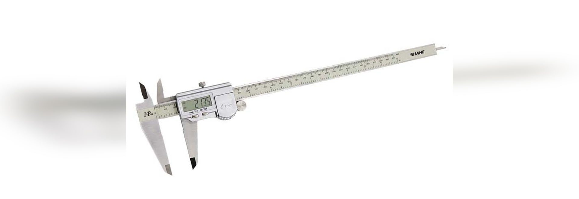 Calibre IP67 de SHAHE/5111-300 0-300mm 0.01mm ±0.04mm/Digital