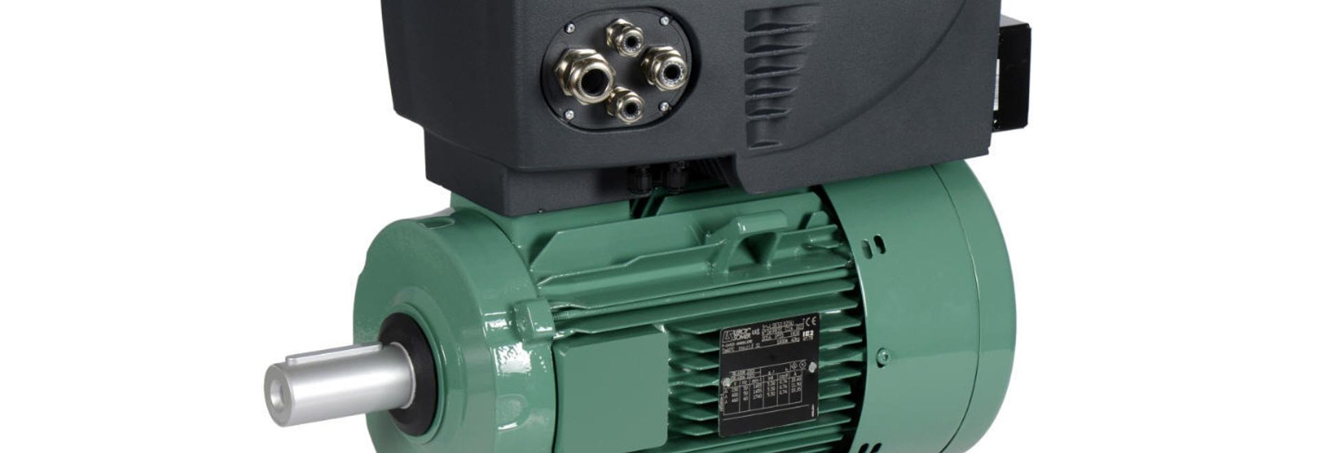 Commander ID 300, le nouveau variateur intégré aux moteurs IMfinity®