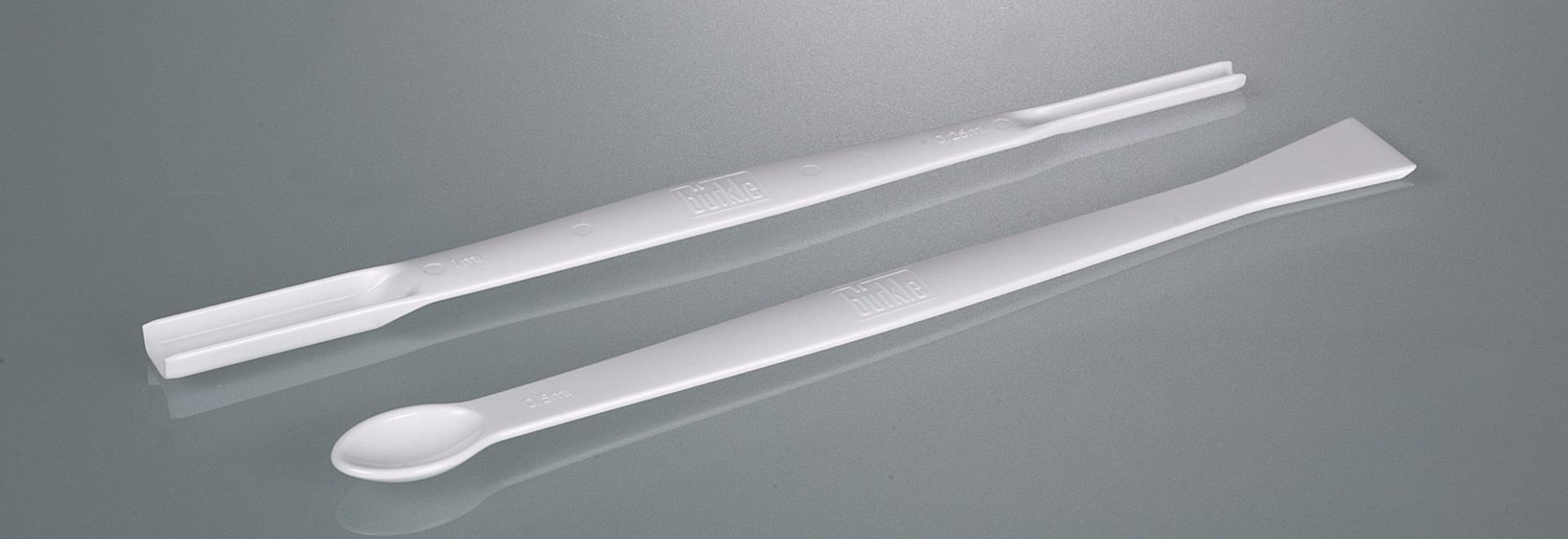 Cuillère-spatule et Micro-spatule