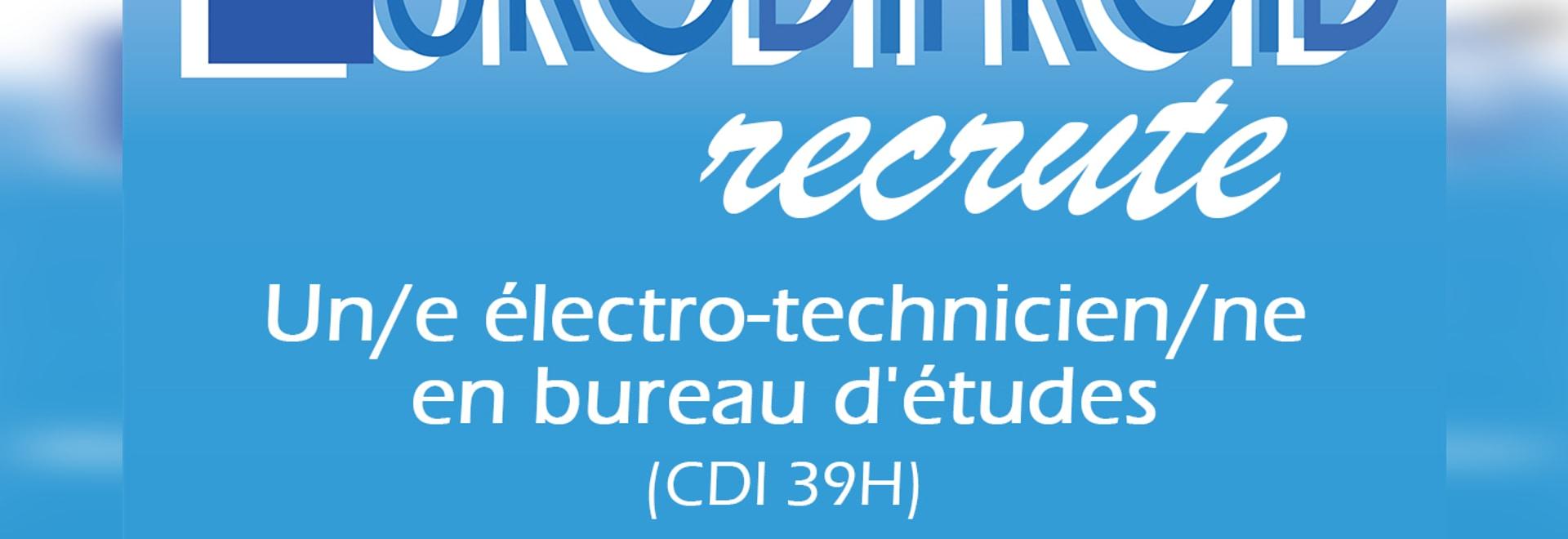 Eurodifroid recrute !