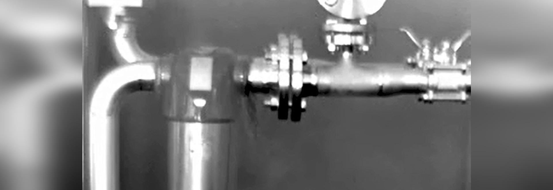 FLIR GF343 détecte les fuites Hard-to-find d'anhydride carbonique