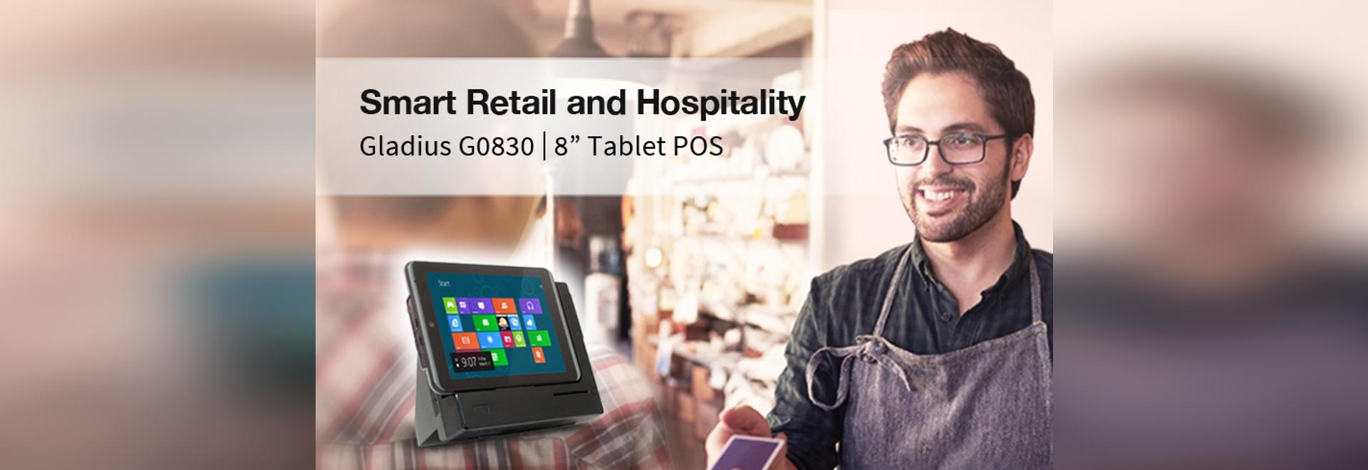 Fournir une expérience exceptionnelle de client de vente au détail, d'hospitalité et de l'entreposage futés