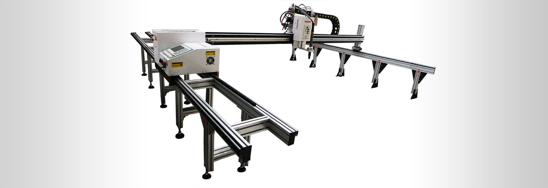 How portable gantry cutting solution take place of traditional heavy gantry cutting  machine?