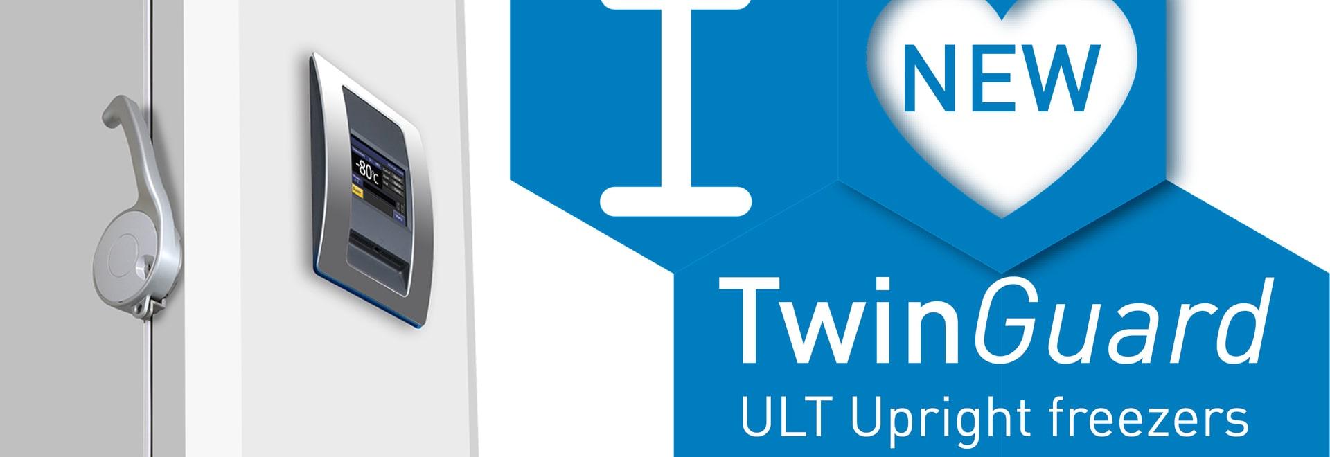 Intensifiez la sécurité d'échantillon avec les congélateurs droits de la nouvelle température très réduite de TwinGuard de Panasonic