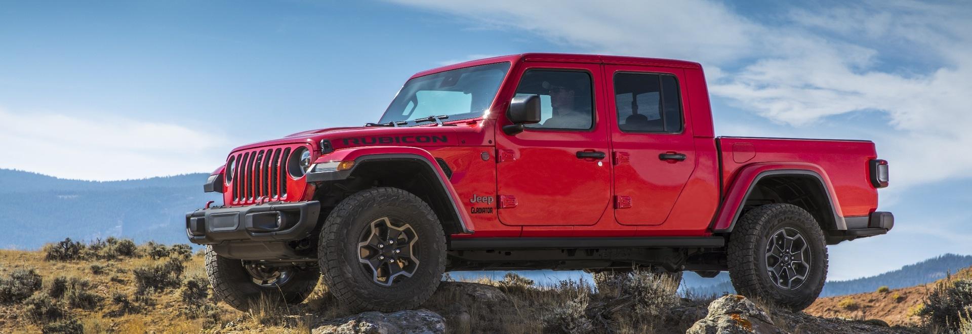 La jeep dévoile le gladiateur très attendu : «La plupart de collecte de taille moyenne capable jamais»