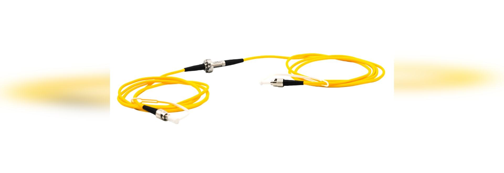 Joint tournant optique de fibre