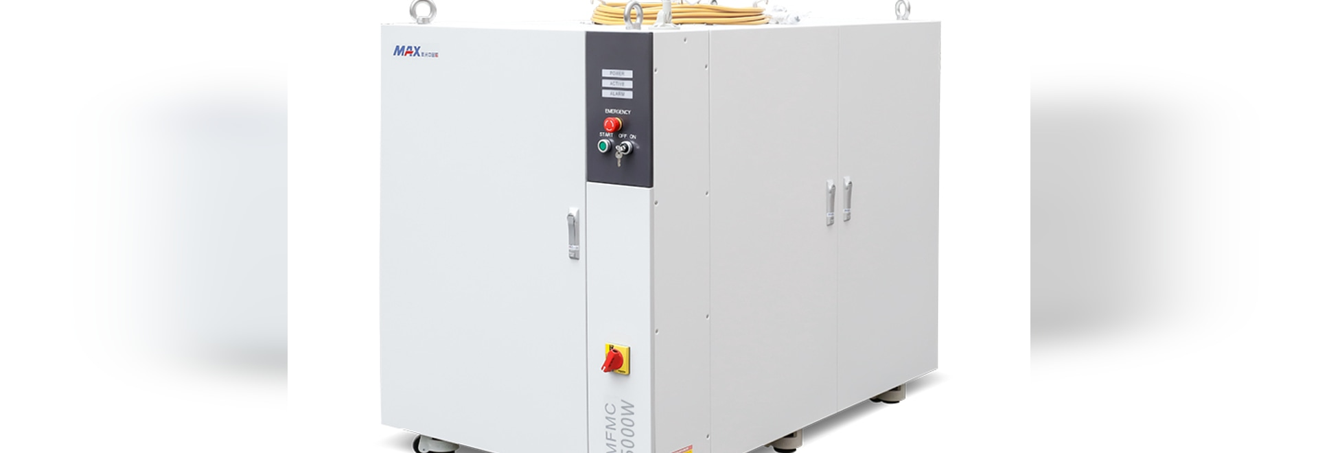Laser à fibre optique MFMC 25000W CW