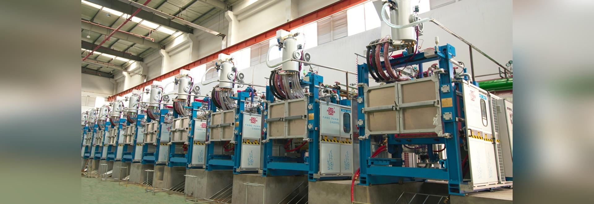 Machine de bâti de mousse en plastique d'ENV/pour le polystyrène augmenté/pour le polypropylène augmenté