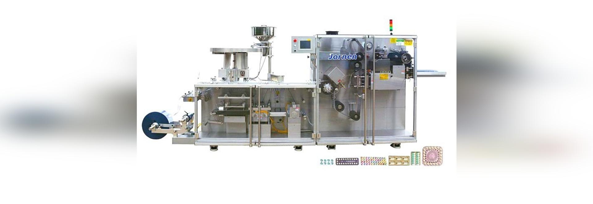Machine de la boursouflure DPH260 pour l'empaquetage du PVC-alu