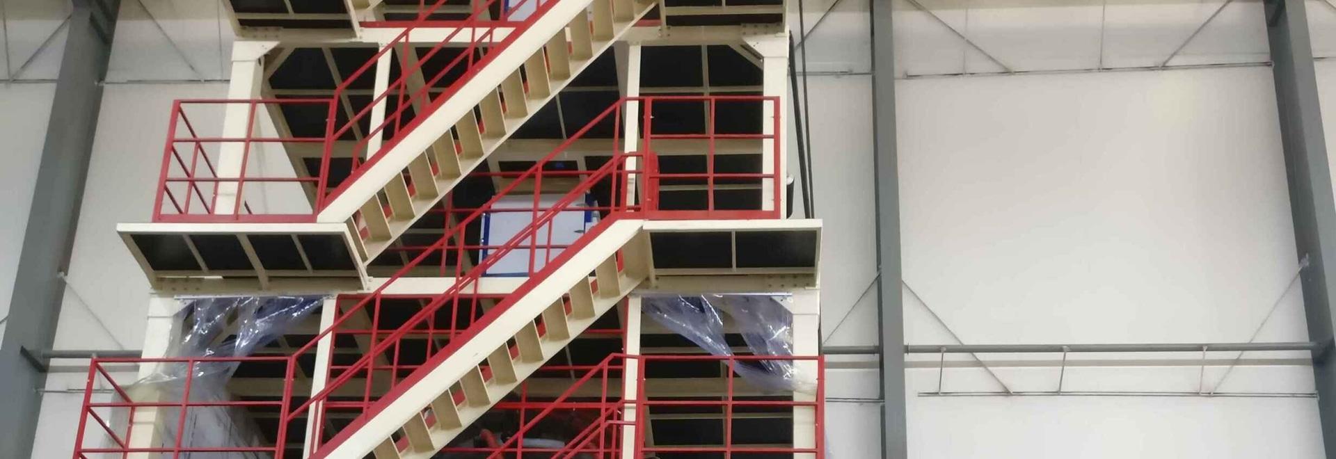 machine enflée à 3 couches de film (POF) pour le film de rétrécissement de la chaleur pour le client en Chine