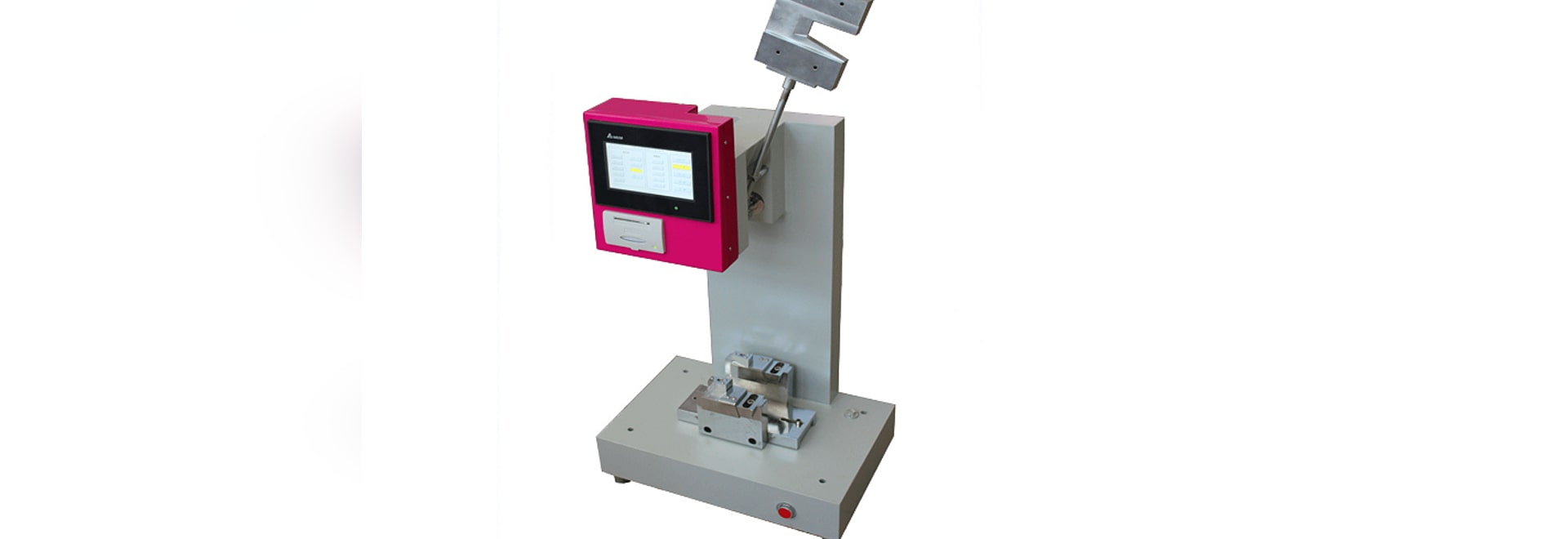 machine d'essai d'impact de pendule