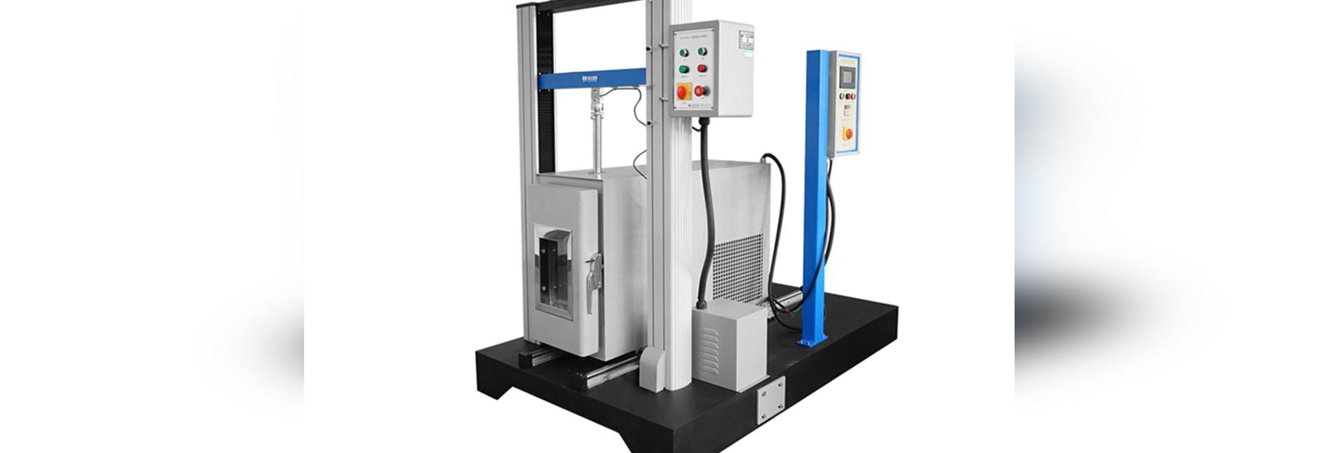 machine de tension d'essai de hiah et de basse température