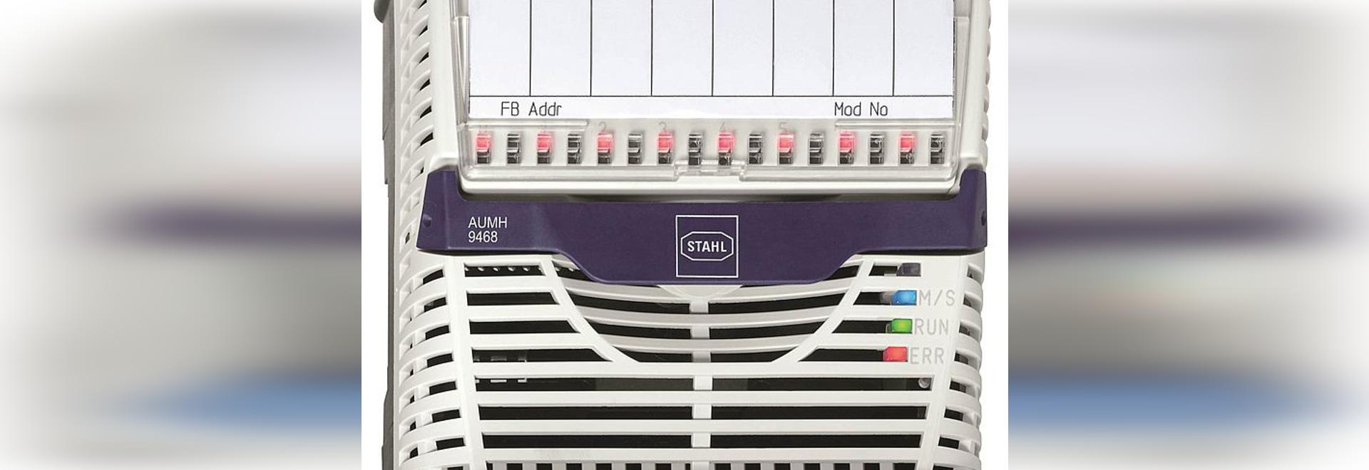 Modules d'entrée fortement flexibles de la température pour le système d'IS1+