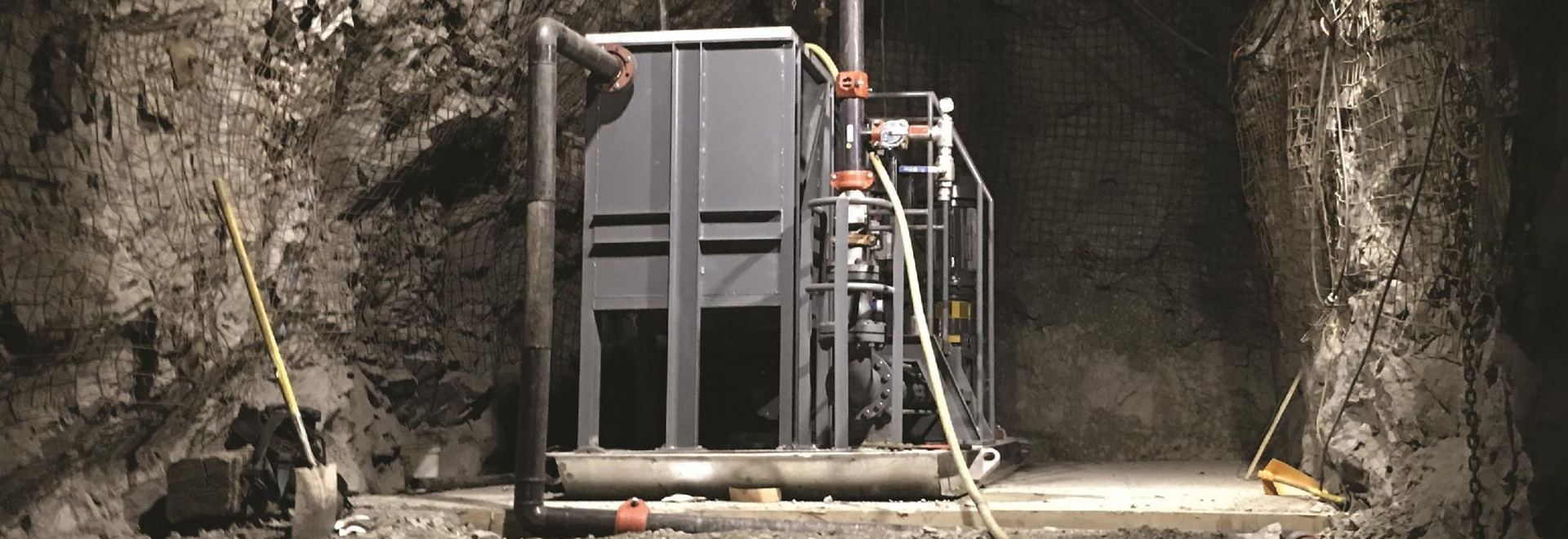 NETZSCH pour accentuer les pompes de asséchage de mine et les dérapages de pompe à PME 2019