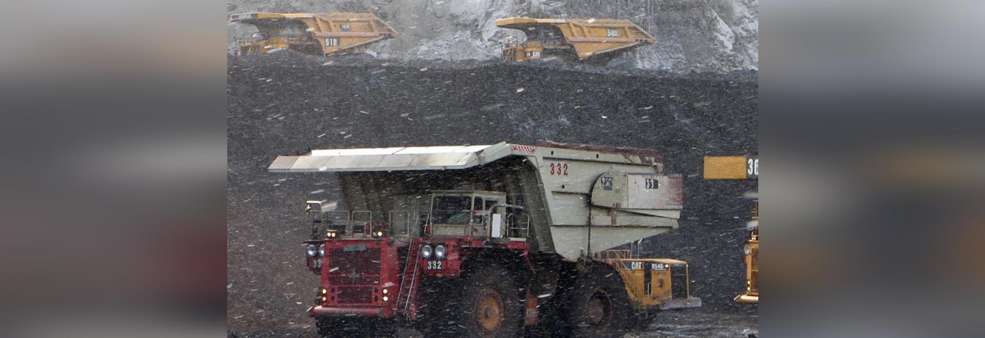 On s'attend à ce que la part du marché de la Mongolie de l'exportation de charbon en Chine continue