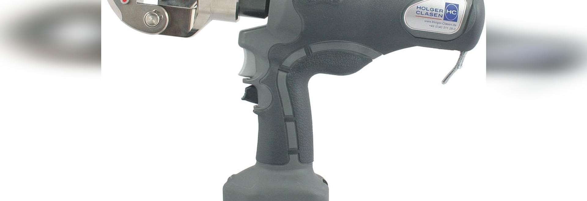 Outil à sertir hydraulique à piles de PressMax®® 10