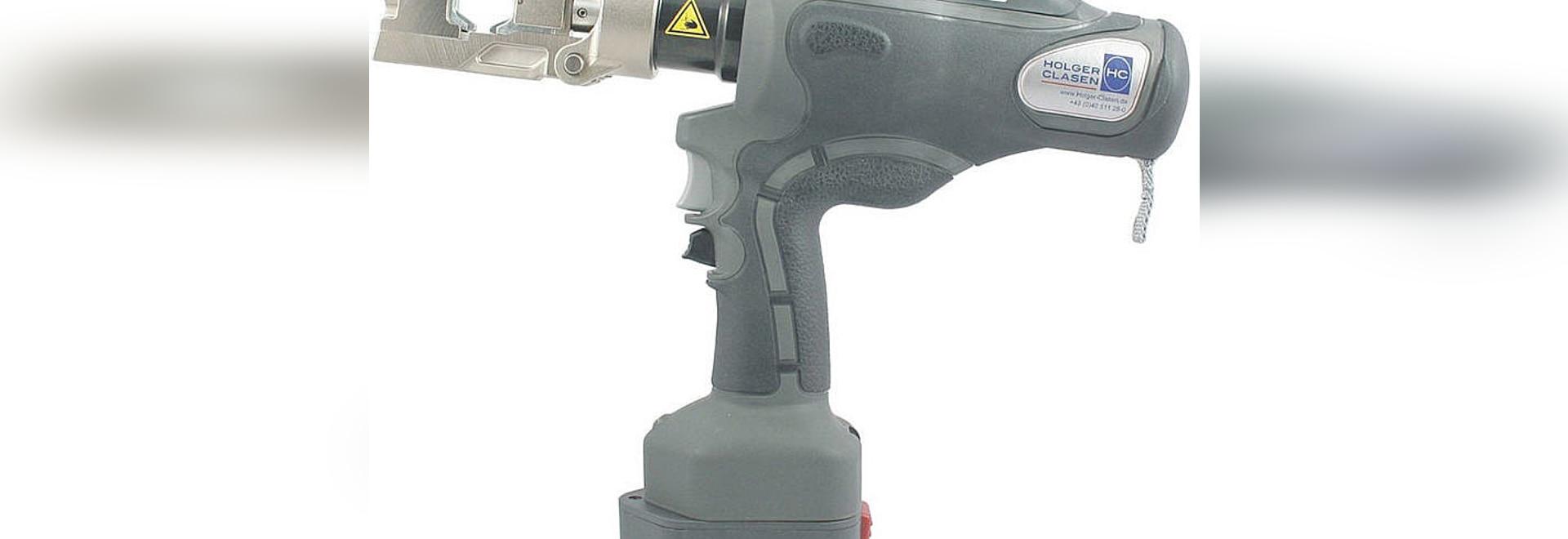 Outil à sertir hydraulique à piles de PressMax® 5