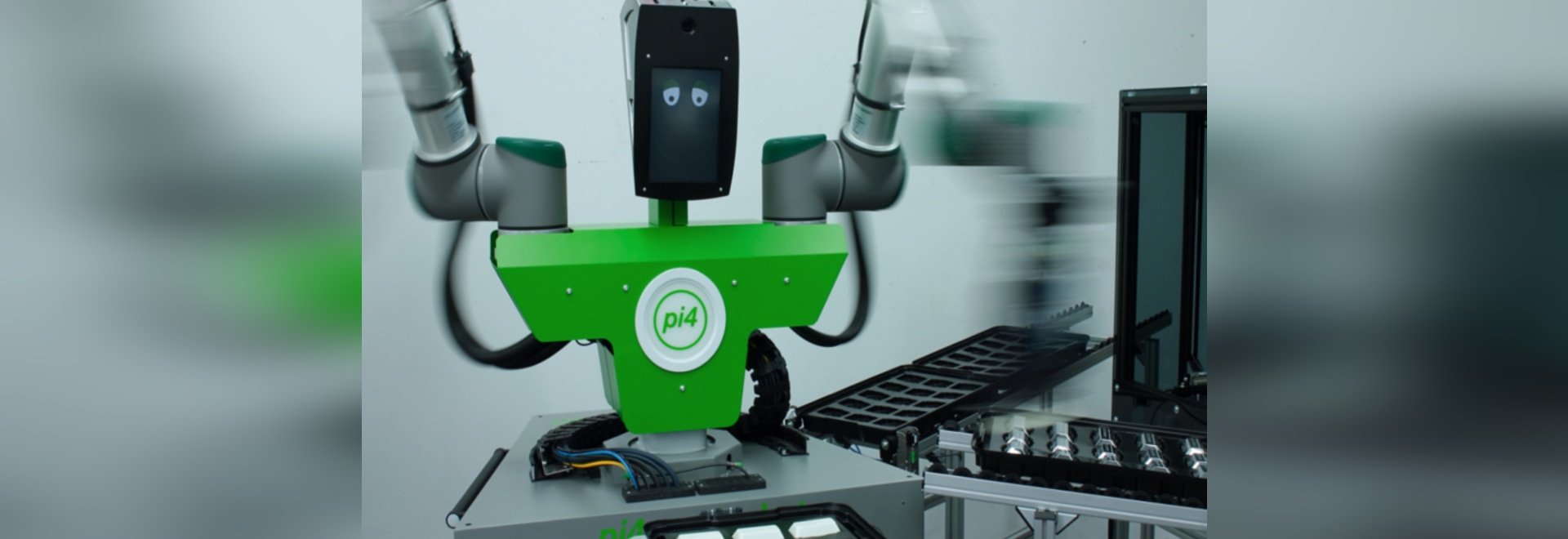 Pi4 et la première agence de l'emploi pour des robots