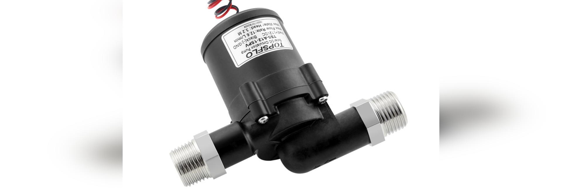 Pompe sans brosse de C.C de CU de TOPSFLO TS5