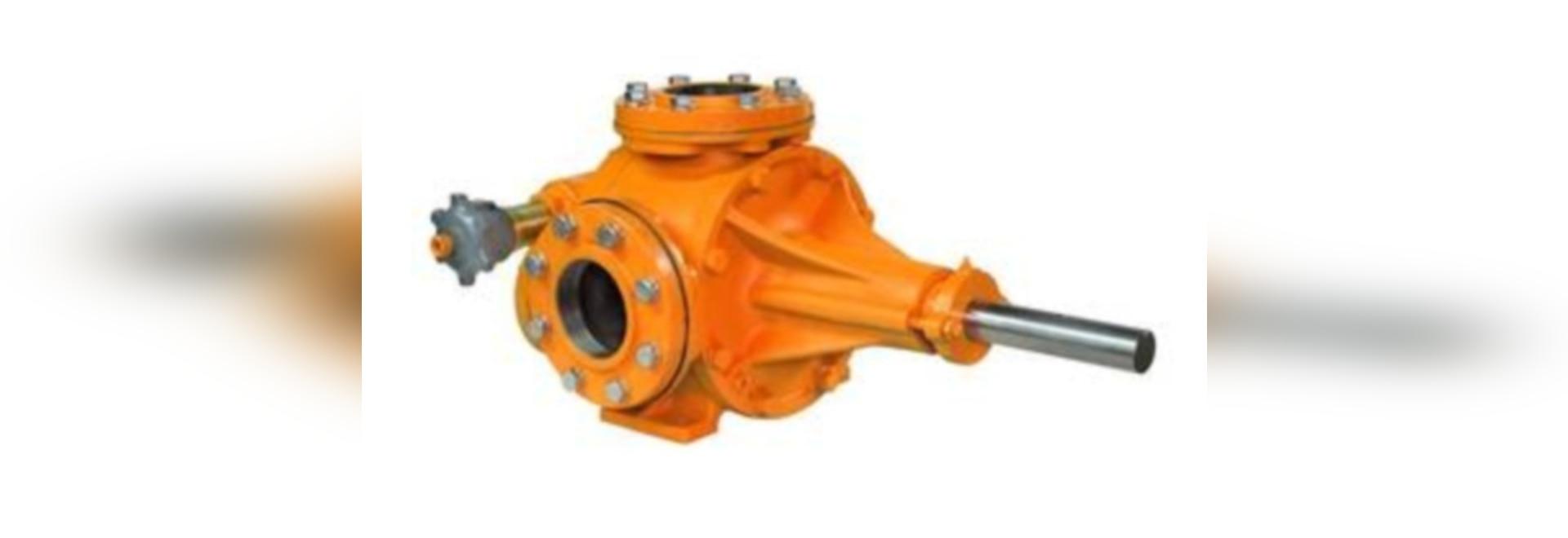Pompe variable de volume pour livrer le liquide avec la viscosité changeante