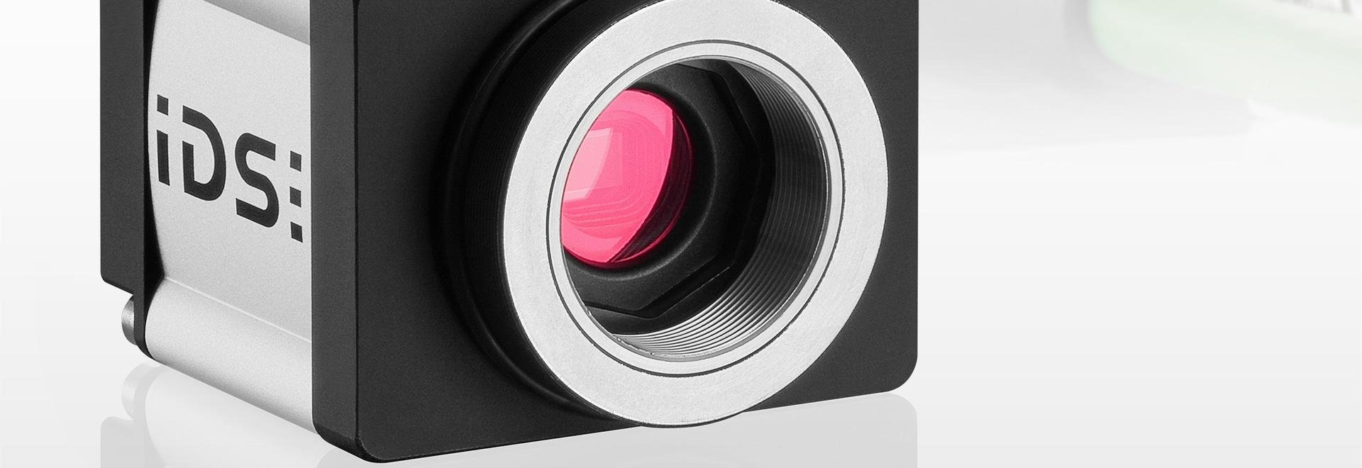 Premiers modèles de la série industrielle robuste de caméra de l'uEye fa de GigE