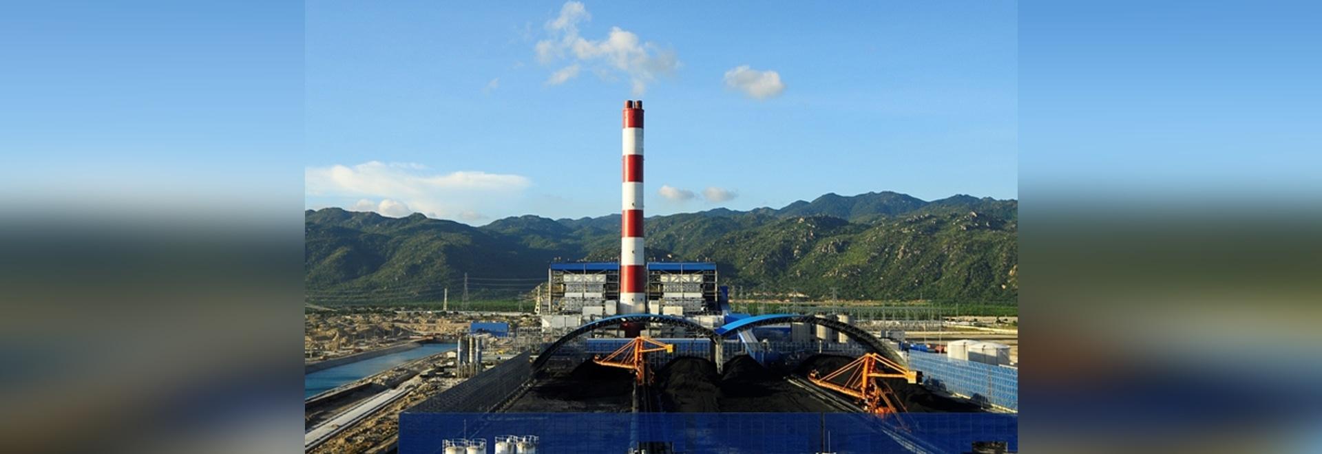 Projet de BOT du Vietnam Vinh Tan Power Plant