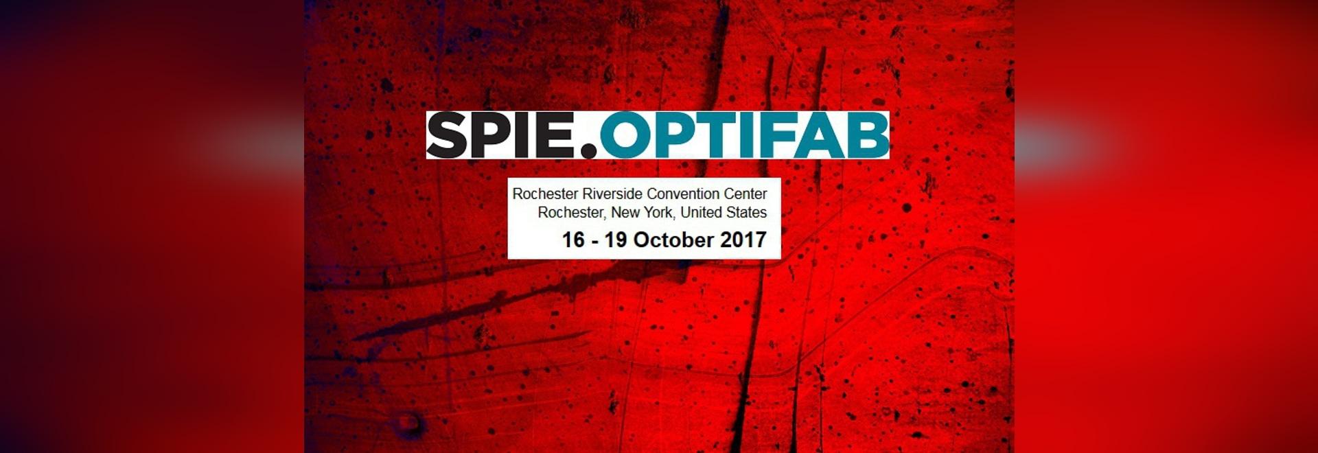 RedLux à SPIE Optifab