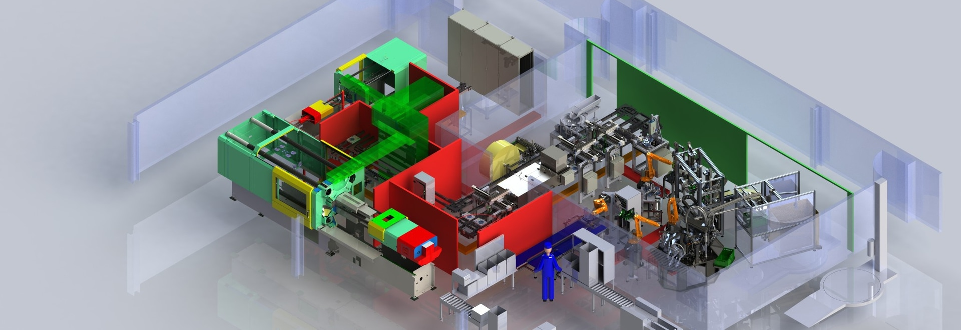 robomotion compte sur l'expertise de MISUMI en matière de composants pour optimiser ses processus de fabrication