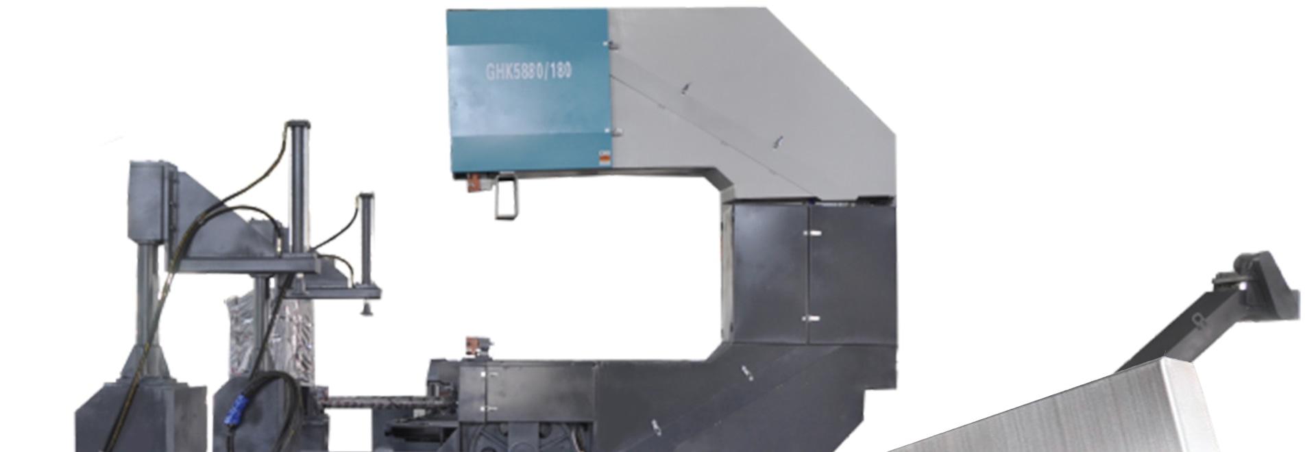 Scie à billettes à coupe rapide pour aluminium