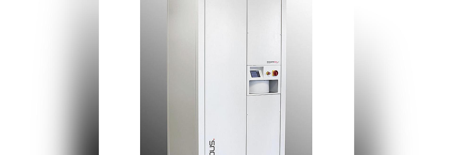 SMT global et l'empaquetage identifie le dispositif de stockage de prochaine génération d'Essemtec